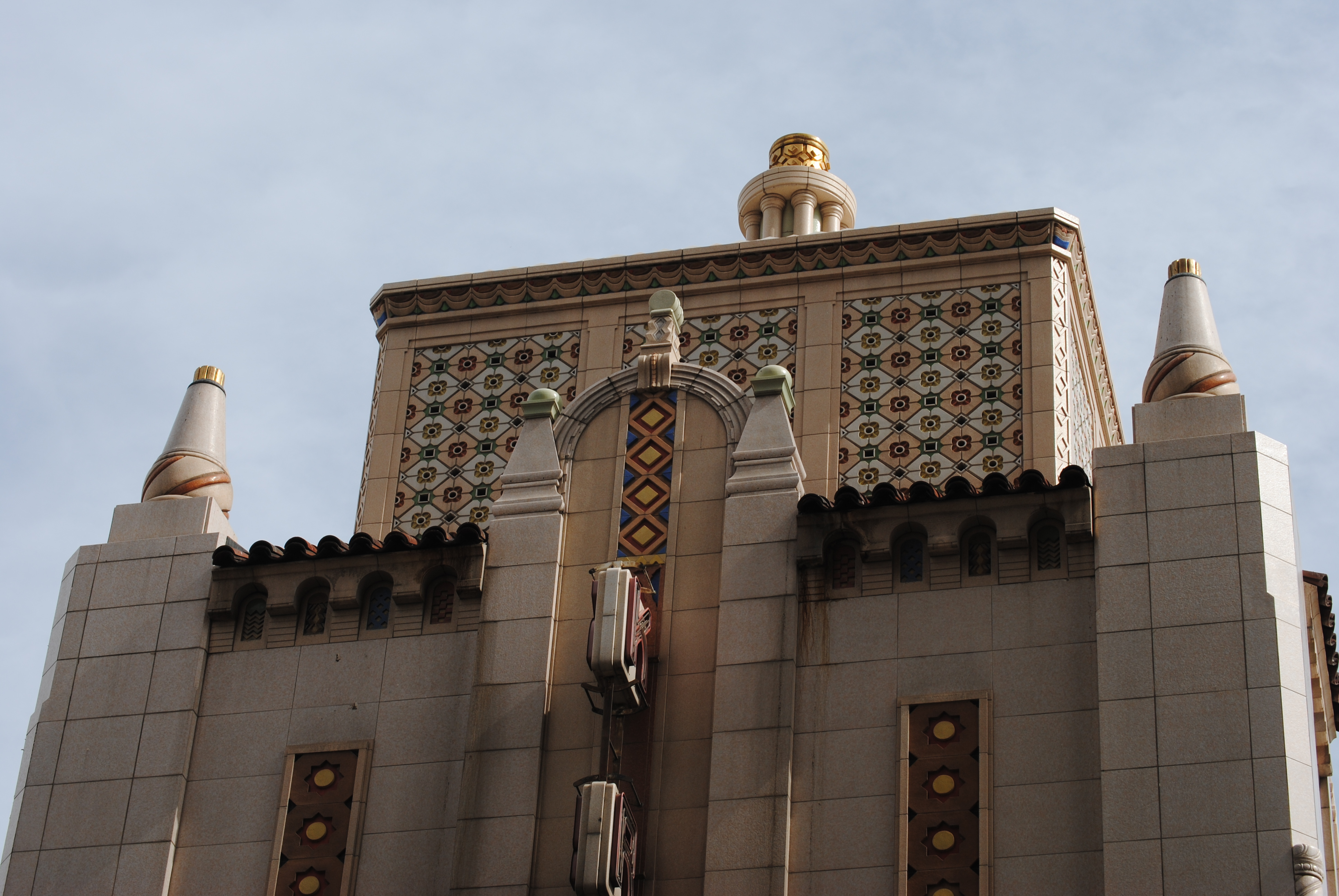 Kress Building In El Paso Dustyfile Com