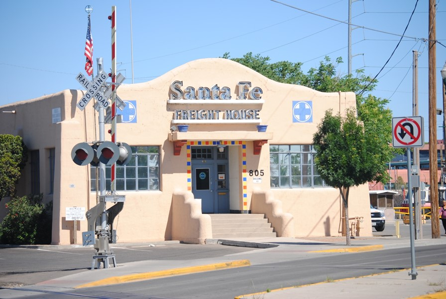santa fe freight house el paso ForThe House Company El Paso